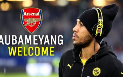 Sport : Aubameyang rejoint Arsenal