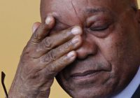 Afrique du sud: Jacob Zuma, game over!