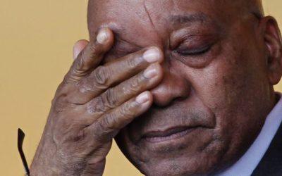 Afrique du sud: Jacob Zuma, game over!