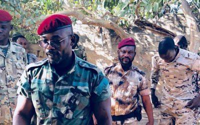 Le colonel déserteur John Tshibangu extradé en RDC