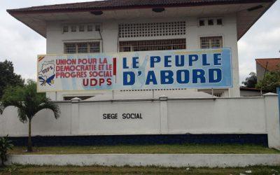 RDC : L'UDPS reporte son congrès extraordinaire