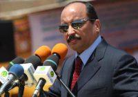 Mauritanie : Des citoyens favorables au troisième mandat de Ould Aziz