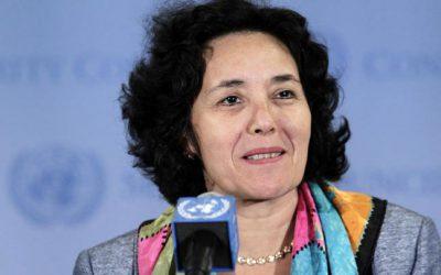 RDC : Leila Zerrougui nouvelle patronne de la Monusco prendra ses fonctions le 12 février