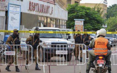 Attaques à Ouagadougou : une trentaine de morts