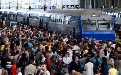 France : Grève contre la réforme de la SNCF, fortes perturbations dès mardi 3 avril