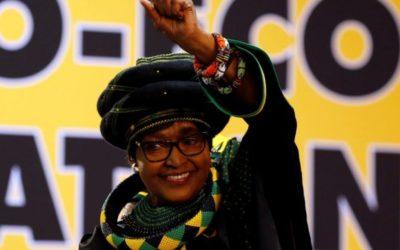 Afrique du Sud: Winnie Mandela est décédée à 81 ans