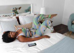 Congana : La nouvelle marque de Fitness 100% inspirée des motifs wax